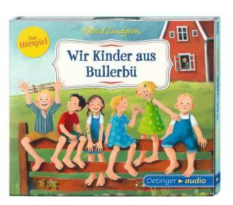 Astrid Lindgren, Engelking, Katrin: Wir Kinder aus Bullerbü - Das Hörspiel (CD)