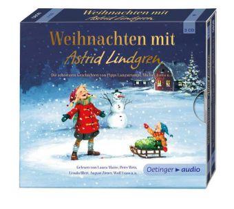 Astrid Lindgren, Engelking, Katrin: Weihnachten mit Astrid Lindgren (3 CD)