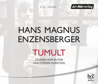 Hans Magnus Enzensberger: Tumult