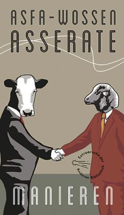 Asfa-Wossen Asserate: Manieren