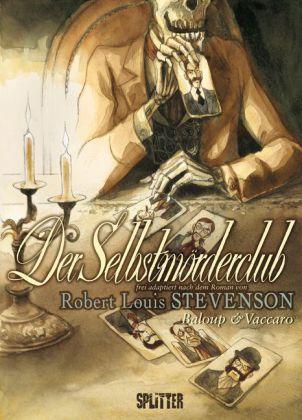 Clément Baloup, Robert Louis Stevenson, Eddy Vaccaro: Selbstmörderclub, Der