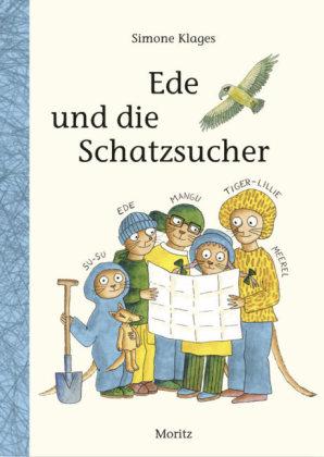 Simone Klages: Ede und die Schatzsucher