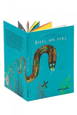 Nele Brönner: Begel, der Egel