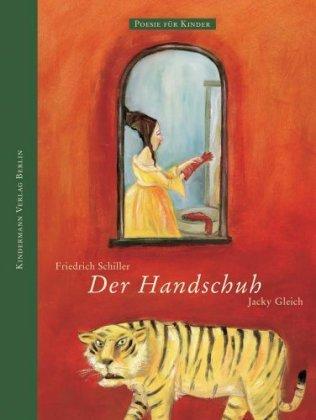 Friedrich Schiller, Jacky Gleich, Sascha N Simon: Der Handschuh