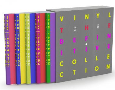 Vinyl-The Definitive Collection