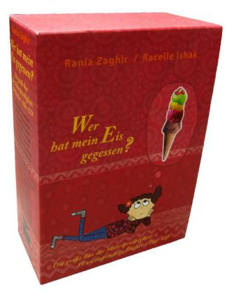 Rania Zaghir, Racelle Ishak: Wer hat mein Eis gegessen? (Die große Box der Mehrsprachigkeit)