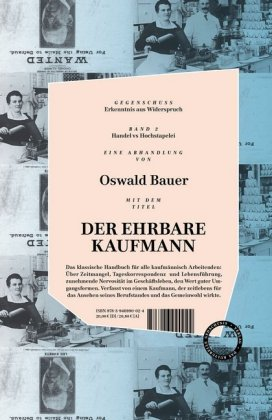 Oswald Bauer, Erich Wulffen: Gegenschuss 2