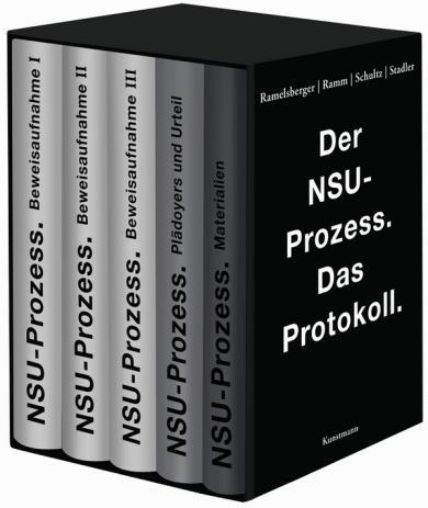 Annette Ramelsberger, Tanjev Schultz, Rainer Stadler: Der NSU Prozess