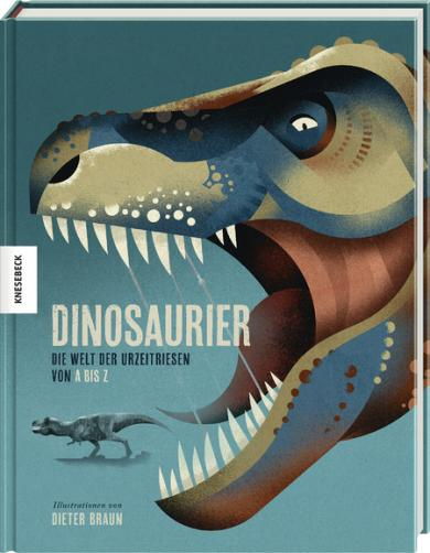 Dieter Braun, Natural History Museum: Dinosaurier