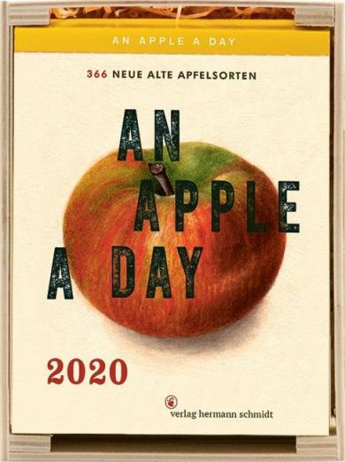 Jochen Rädeker: An Apple A Day Kalender 2020