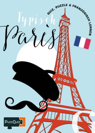 puzzQuiz - Typisch Paris (Spiel)