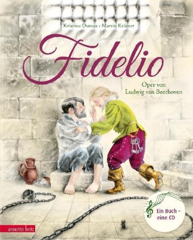 Fidelio, m. 1 Audio-CD