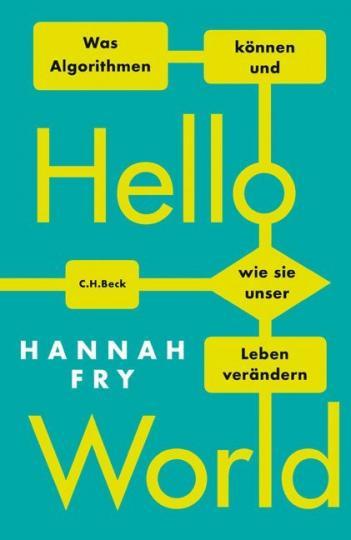 Hannah Fry: Hello World