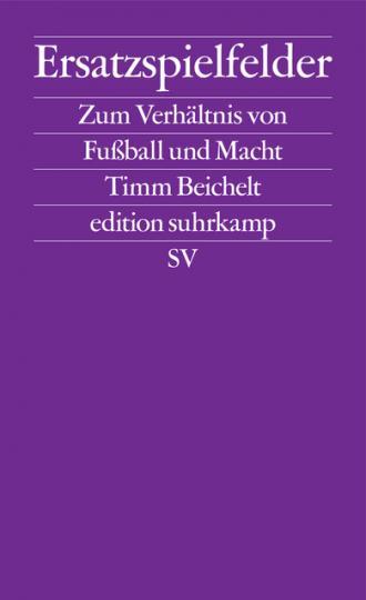 Timm Beichelt: Ersatzspielfelder