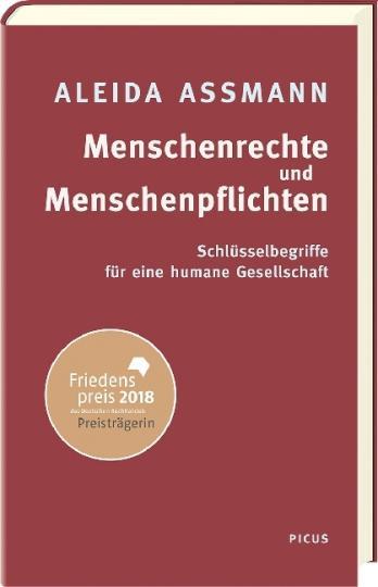 Aleida Assmann: Menschenrechte und Menschenpflichten