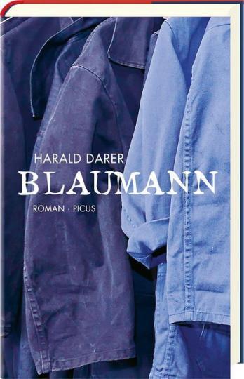 Harald Darer: Blaumann