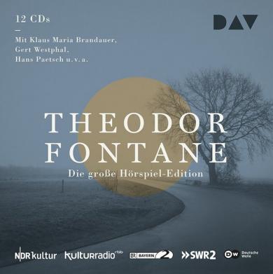 Theodor Fontane: Die große Hörspiel-Edition, 12 Audio-CDs