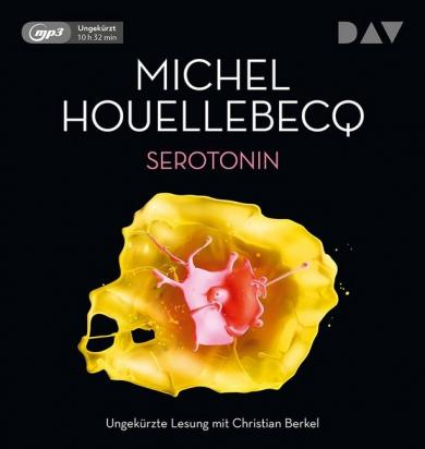 Michel Houellebecq: Serotonin, 1 MP3-CD