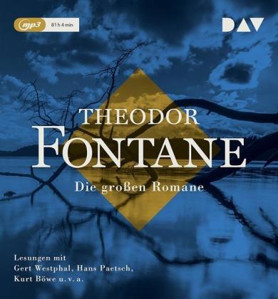 Theodor Fontane: Die großen Romane