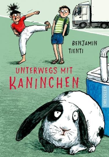 Benjamin Tienti, Kuhl, Anke: Unterwegs mit Kaninchen