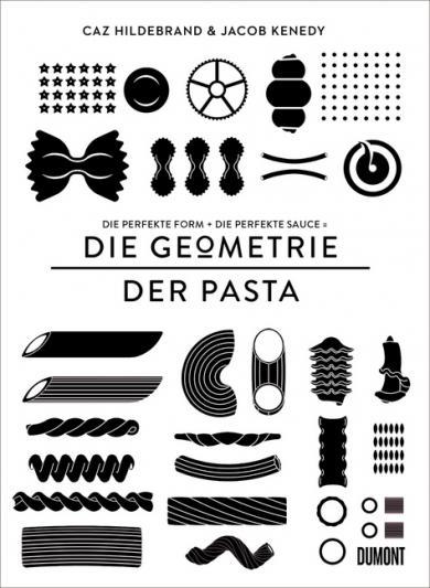 Caz Hildebrand, Jacob Kenedy: Die Geometrie der Pasta