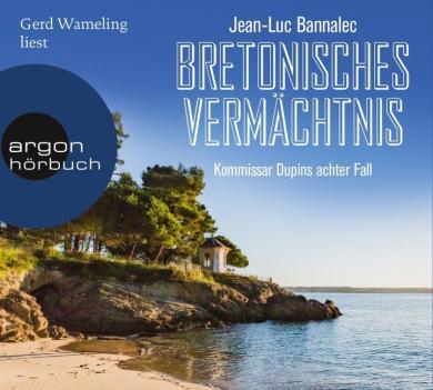 Jean-Luc Bannalec: Bretonisches Vermächtnis, 8 Audio-CDs
