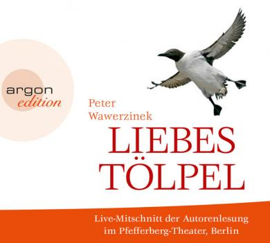 Peter Wawerzinek: Liebestölpel, 2 Audio-CDs