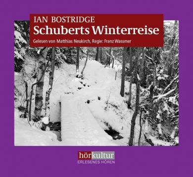 Ian Bostridge: Schuberts Winterreise, 1 MP3-CD
