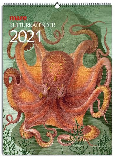 mare Kulturkalender 2021