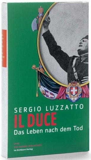 Sergio Luzzatto: Il Duce