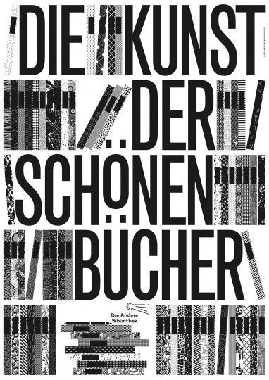 Plakat Die Kunst der schönen Bücher