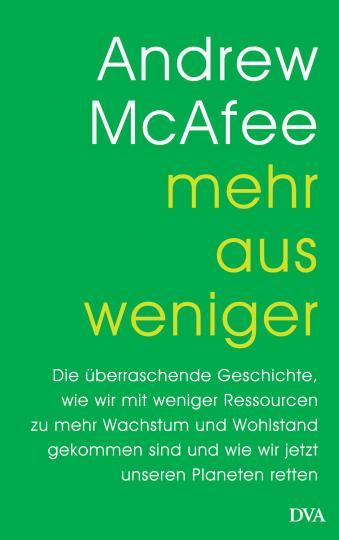 Andrew McAfee: Mehr aus weniger