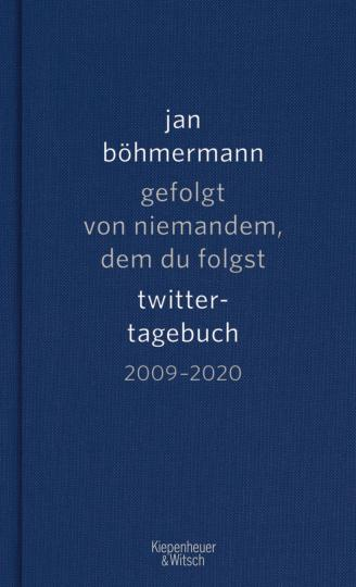 Jan Böhmermann: Gefolgt von niemandem, dem du folgst