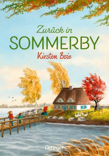 Kirsten Boie, Verena Körting: Zurück in Sommerby
