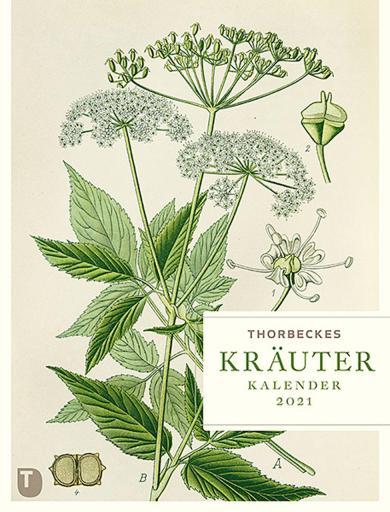 Thorbeckes Kräuter-Kalender 2021