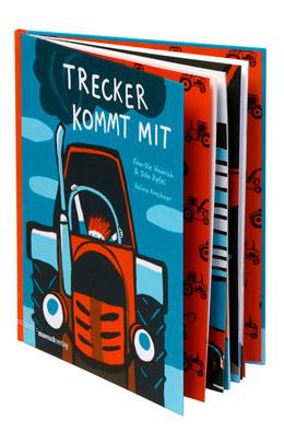 Finn-Ole Heinrich, Dita Zipfel, Kirschner, Halina: Trecker kommt mit