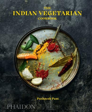 Max Haarala Hamilton, Liz Hamilton, Pushpesh Pant: The Indian Vegetarian Cookbook