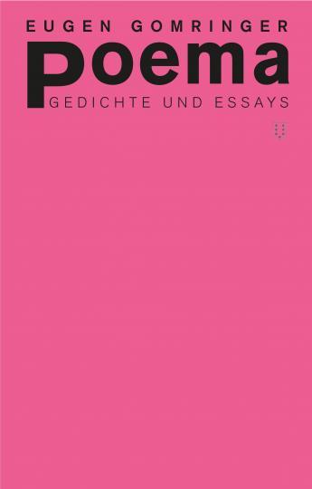 Eugen Gomringer, Nortrud Gomringer: poema