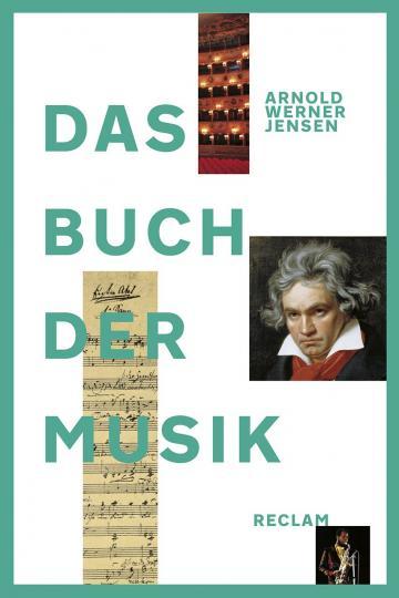 Arnold Werner-Jensen: Das Buch der Musik