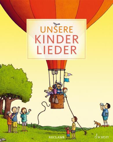 Martin Bernhard: Unsere Kinderlieder