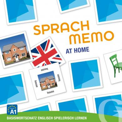 Grubbe Media: Sprachmemo Englisch: At Home