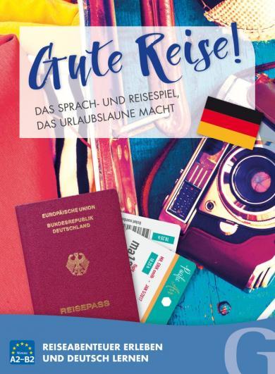 Grubbe Media: Gute Reise! Das Sprach- und Reisespiel, das Urlaubslaune macht