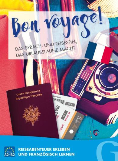 Grubbe Media: Bon Voyage! Das Sprach- und Reisespiel, das Urlaubslaune macht