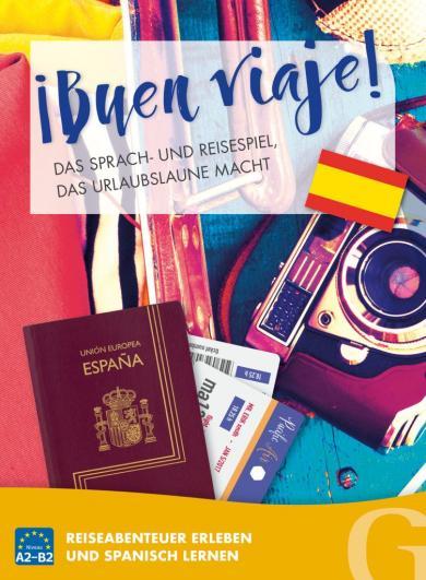 Grubbe Media: ¡Buen Viaje! Das Sprach- und Reisespiel, das Urlaubslaune macht