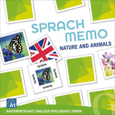 Grubbe Media: Sprachmemo Englisch: Nature and Animals