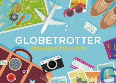 Grubbe Media: Globetrotter