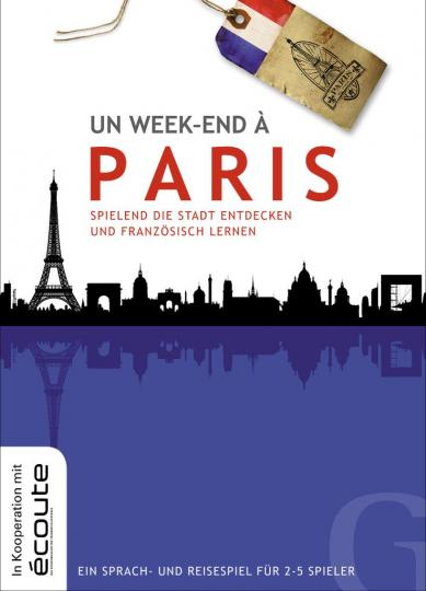 Grubbe Media: Un week-end à Paris