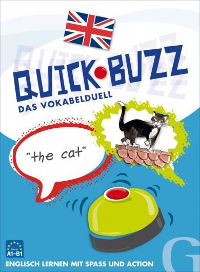 Grubbe Media: QUICK BUZZ – Das Vokabelduell - Englisch