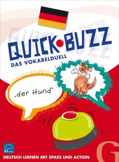 Grubbe Media: QUICK BUZZ – Das Vokabelduell - Deutsch
