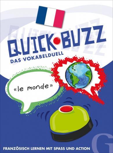 Grubbe Media: QUICK BUZZ – Das Vokabelduell - Französisch